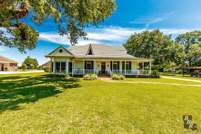 Thibodaux Single Family Home For Sale: 1934 Bayou Road
