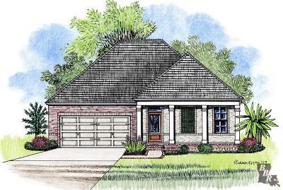 Thibodaux Single Family Home For Sale: 146 Claiborne Avenue