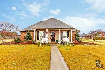 Terrebonne Parish, Lafourche Parish Single Family Home For Sale: 243 Windsong Way