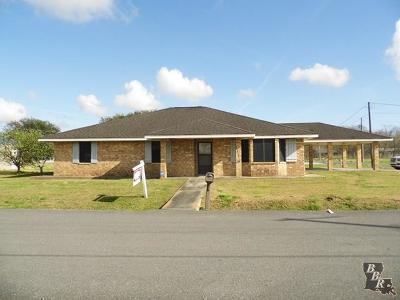 Larose Single Family Home For Sale: 723 W 11th Street