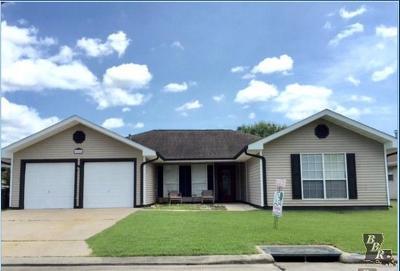 Houma Single Family Home For Sale: 408 Woodfield Boulevard