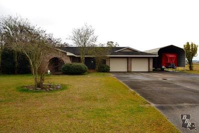 Thibodaux Single Family Home Back Up Offers: 109 Emerald Drive