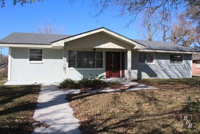 Morgan City Single Family Home Back Up Offers: 901 Hickory Street