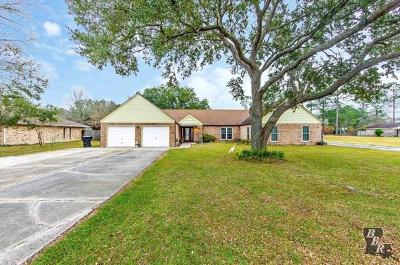 Houma Single Family Home For Sale: 4445 Highway 311