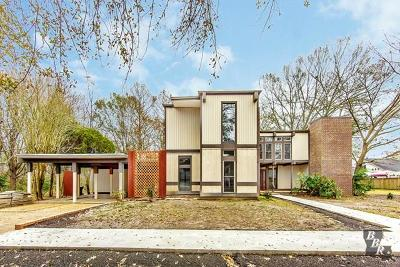 Houma Single Family Home For Sale: 1300 Morrison Avenue
