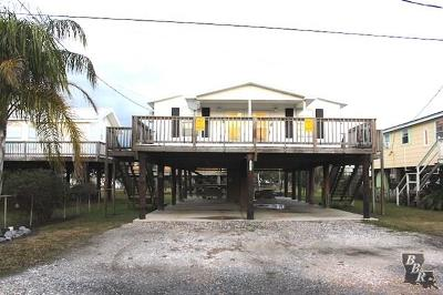 Grand Isle Single Family Home For Sale: 132 Neptune Lane