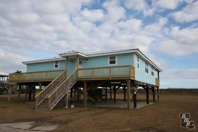 Grand Isle Single Family Home For Sale: 1910 Highway 1
