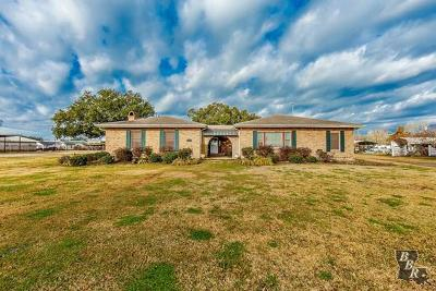 Terrebonne Parish, Lafourche Parish Single Family Home For Sale: 5492 Highway 56