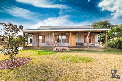 Raceland Single Family Home For Sale: 4330 Highway 1