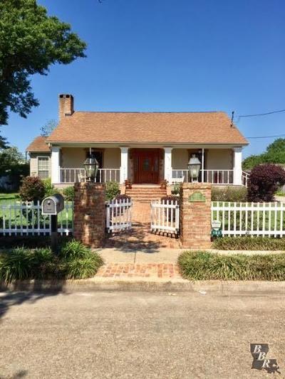 Houma Single Family Home For Sale: 185 Wilson Avenue