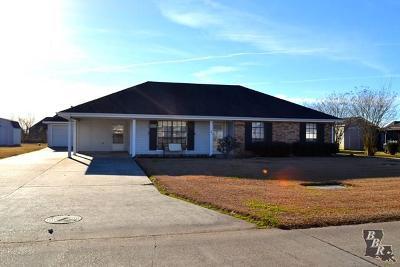 Thibodaux Single Family Home For Sale: 407 Brandywine Boulevard