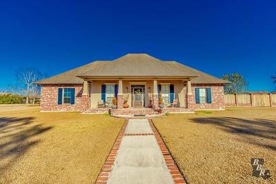 Houma Single Family Home Back Up Offers: 172 S Point Drive