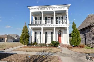Thibodaux Single Family Home For Sale: 233 Rue Collette