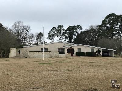 Raceland Single Family Home For Sale: 3738 Highway 1