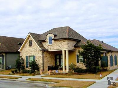 Terrebonne Parish, Lafourche Parish Single Family Home For Sale: 217 Rue Christe