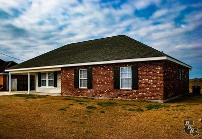 Thibodaux Single Family Home For Sale: 1222 Renee