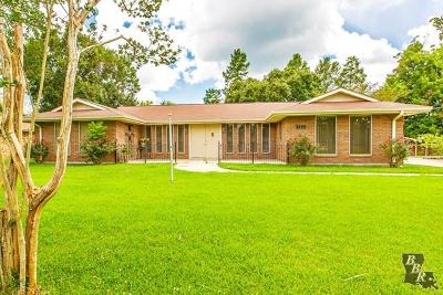Thibodaux Single Family Home For Sale: 724 Highway 308