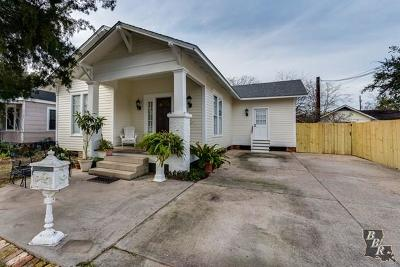 Morgan City Single Family Home For Sale: 619 Arenz