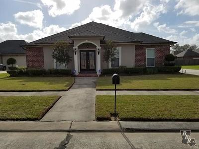 Houma Single Family Home For Sale: 322 Terra Cane Drive