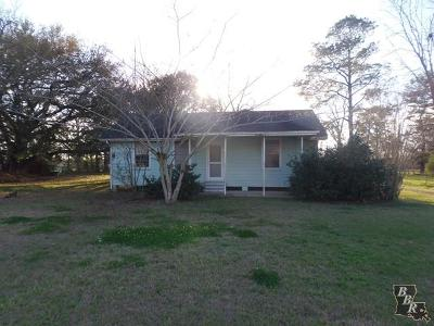 Schriever Single Family Home For Sale: 106 Back Project Road