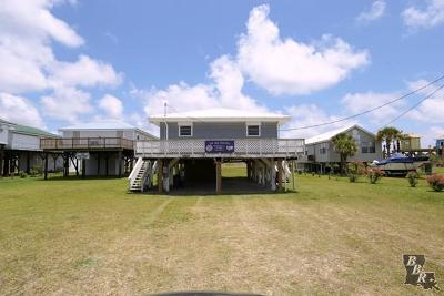 Grand Isle, Fourchon Single Family Home For Sale: 1866 Highway 1