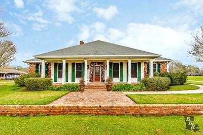 Houma Single Family Home For Sale: 3979 Highway 311