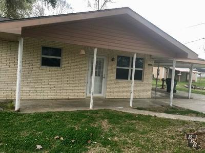 Schriever Single Family Home For Sale: 110 Merian Street