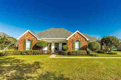Terrebonne Parish, Lafourche Parish Single Family Home Back Up Offers: 118 Cane Court