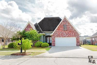 Houma Single Family Home For Sale: 257 Lansdown Drive