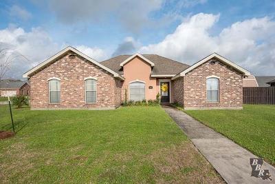 Thibodaux Single Family Home For Sale: 514 Brandywine Boulevard