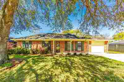 Thibodaux Single Family Home For Sale: 402 Winder Road