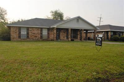 Thibodaux Single Family Home For Sale: 2104 Highway 3185