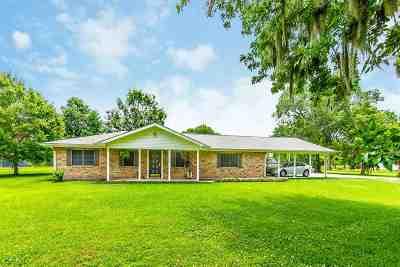 Houma Single Family Home For Sale: 506 Terre Haute Place