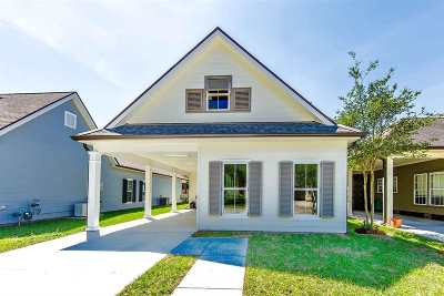 Thibodaux Single Family Home For Sale: 108 Academy Drive