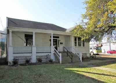 Terrebonne Parish, Lafourche Parish Commercial For Sale: 240 & 240 R Barrow Street