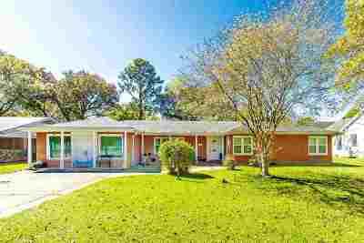 Houma Single Family Home For Sale: 508 Buena Vista Boulevard