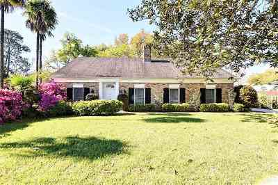 Thibodaux Single Family Home For Sale: 1917 St Mary Highway