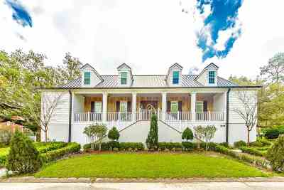 Houma Single Family Home For Sale: 509 Buena Vista Boulevard