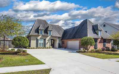 Houma Single Family Home For Sale: 473 Sugar Highland