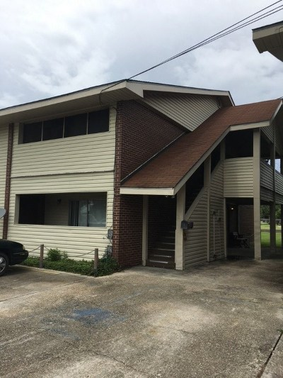 Raceland Multi Family Home For Sale: 75 Central Lafourche Drive