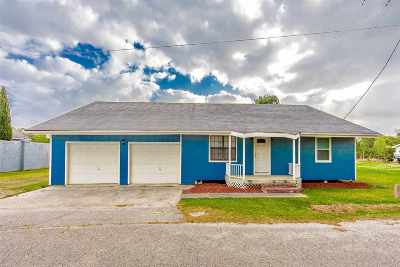 Raceland Single Family Home Under Contract: 4257 Highway 1