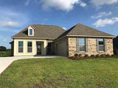 Thibodaux Single Family Home For Sale: 481 Kleinpeter Drive