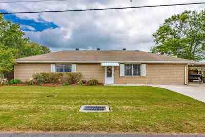 Thibodaux Single Family Home Back Up Offers: 119 Bayou Vista Drive