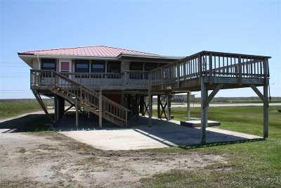 Grand Isle, Fourchon Single Family Home For Sale: 1687 Highway 1