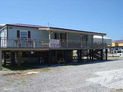 Grand Isle LA Single Family Home For Sale: $149,000