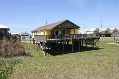 Grand Isle, Fourchon Single Family Home For Sale: 2666 Highway 1