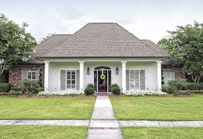 Houma Single Family Home For Sale: 105 Easy Street
