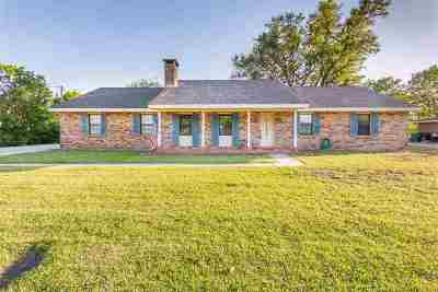 Thibodaux Single Family Home Under Contract: 1472 Highway 308