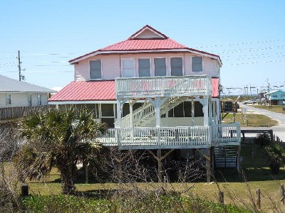Grand Isle, Fourchon Single Family Home For Sale: 2586 La Hwy 1
