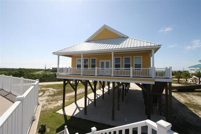 Grand Isle, Fourchon Single Family Home For Sale: 47 Queen Bess